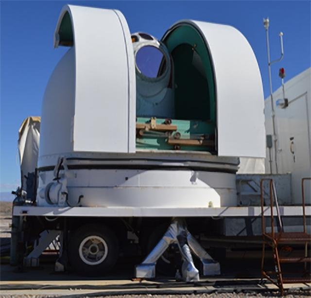 ВВС США провели испытания лазера и успешно сбили несколько ракет