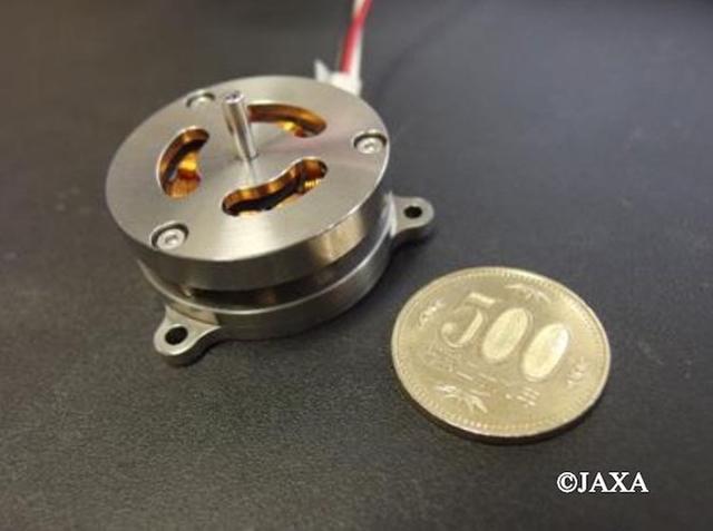 Японцы разработали компактный электромотор для работы в космосе и не только