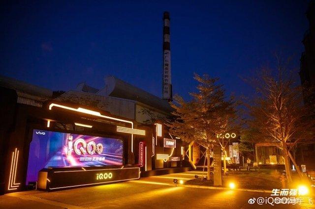 Компания Vivo анонсировала свой мощнейший смартфон iQOO