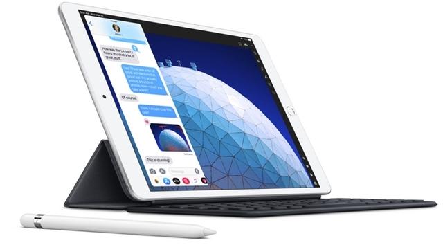 От 500 долларов: новый планшет Apple iPad Air получил 10,5 экран и процессор A12 Bionic