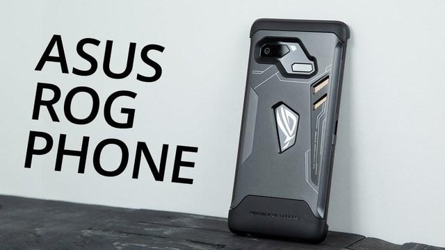 ASUS ROG Phone: самый игровой из всех смартфонов