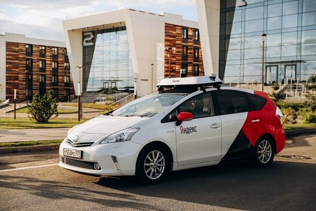 Такси с автопилотом появятся в Москве через 3–4 года