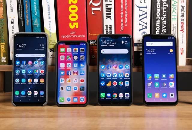 Китайские смартфоны покоряют Европу