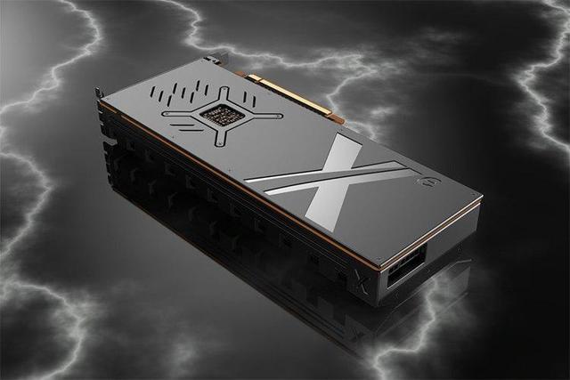 Графические ускорители Intel Xe будут поддерживать аппаратную трассировку лучей