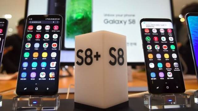 Цена Galaxy S8 в России опустилась ниже 25 тысяч рублей