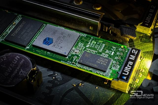 Новая статья: Обзор NVMe SSD-накопителя Transcend MTE220S: дёшево – не значит плохо