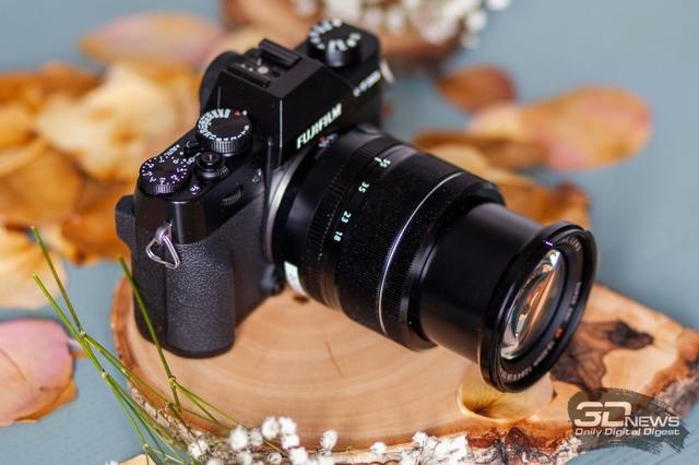 Новая статья: Обзор беззеркальной фотокамеры Fujifilm X-T30: лучшая travel-камера?